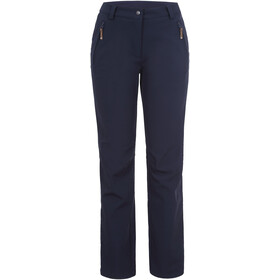 Icepeak Savita Softshell Broek Dames, dark blue